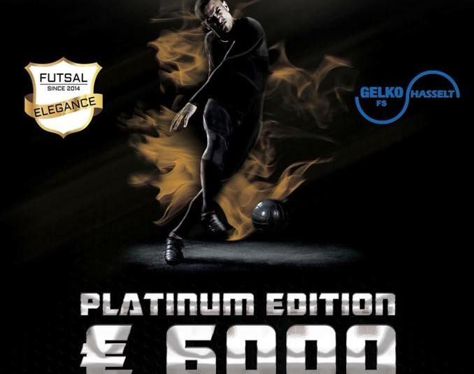 "Samir Toub: "" Bij Futsal Elegance ervaren mensen Futsal op topniveau aanvullend met entertainent"""