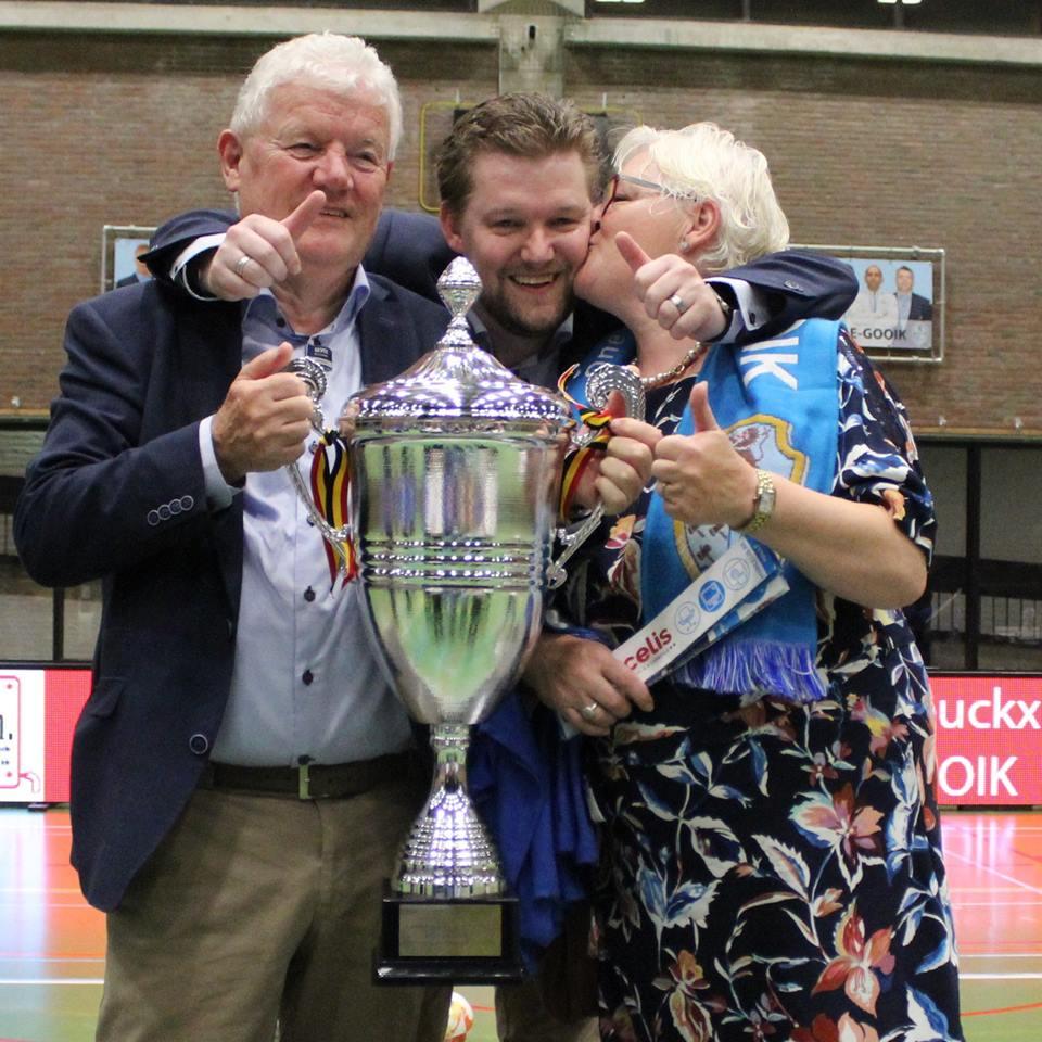 Lieven Baert: 'Nieuwe spelers tijd geven, daarna is het simpel.. wij willen winnen!'