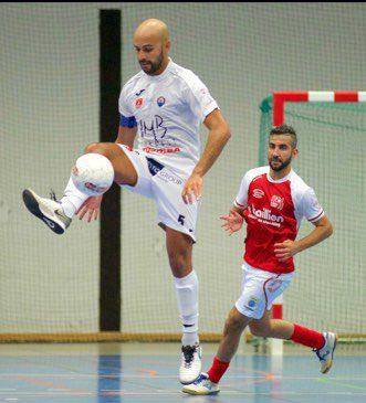 Ahmed Sababti: 'mits iedereen fit blijft zullen we bovenaan meedoen.'
