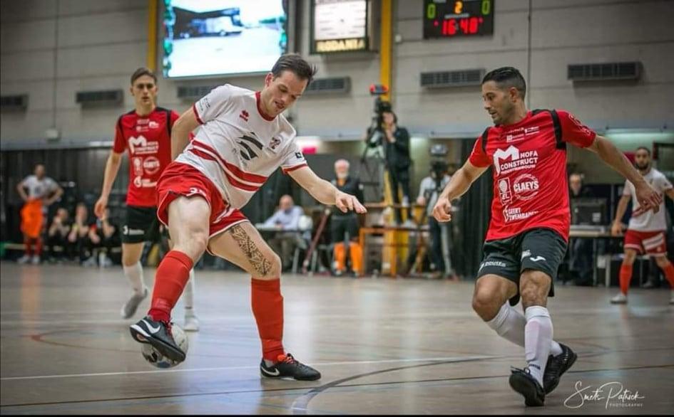 Joren Paulus(Renolim Borgloon):'We gaan voor de play-offs!'