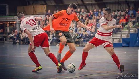 Seppe Berrevoets (ZVC United Beverlo) 'We zitten in een goede flow'
