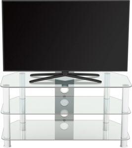 iznenađujuce barry utrostruciti meuble tv pour grand ecran plat