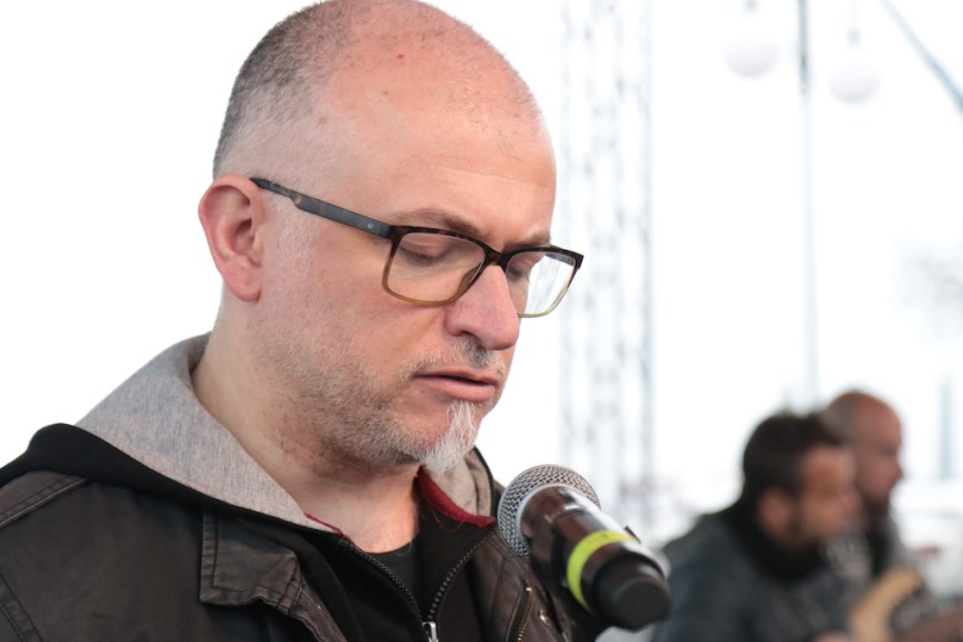 La lettura dei nomi (Davide Mattiello, Deputato PD)