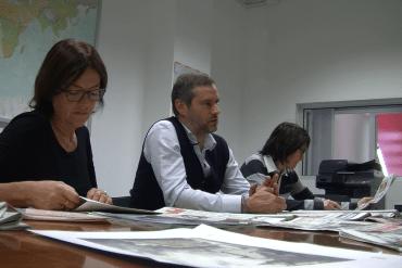 Anna Masera, Marco Castelnuovo, Silvia Garbarino