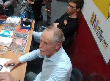 Erri De Luca al Salone Internazionale del Libro di Torino 2019