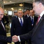 Prove di distensione tra Russia e Ucraina.