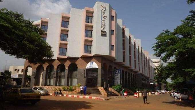 hotel bamako in mali