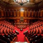 Oggi il Senato muore in solitudine.