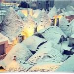Gelo e neve al centro sud.Situazione critica in Sicilia e Puglia.