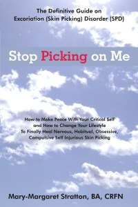 Stop Picking On Me Book Cover by Mary-Margaret Stratton