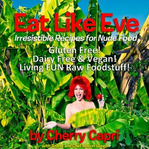 Eat Like Eve - Audiobook Image