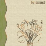 Poetry Book Cover - My Life As An Angel by anand sahaja