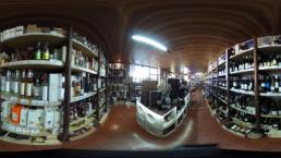 Immagini panoramiche virtuali a 360°