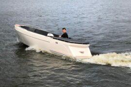 chaloupe tender sloep 6 meter boten