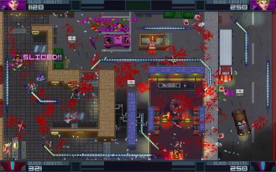 Imagem do jogo Gunkatana