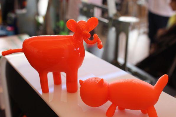 Impressão 3D da Moyupi