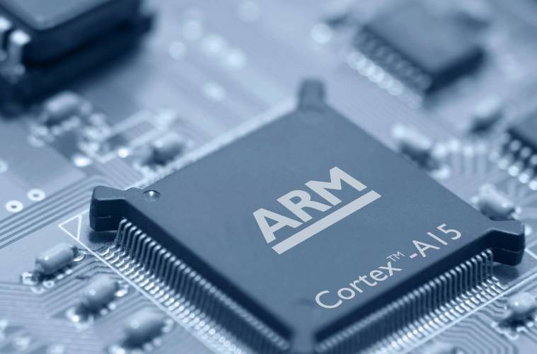 Softbank compra ARM