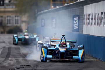 ePrix de Paris da FIA Fórmula E