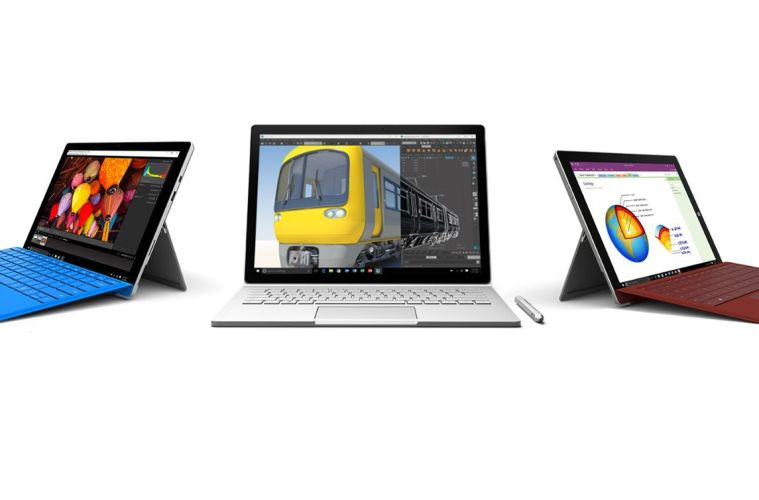 Surface all-in-one
