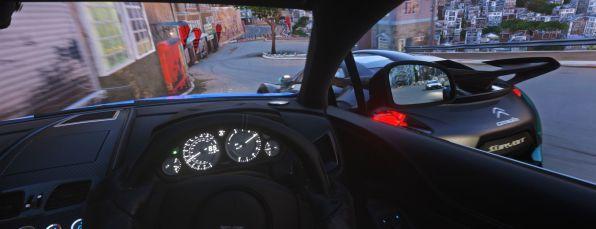 Driveclub VR PlayStation VR