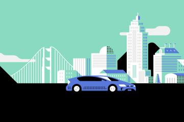 Uber carro condução autónoma