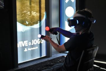 PlayStation VR Portugal
