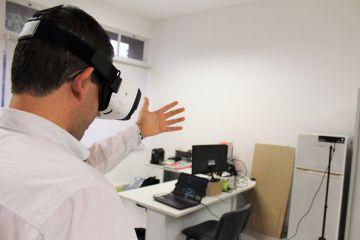 Retrai Realidade virtual