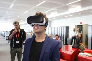 Vodafone Portugal realidade virtual