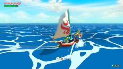 The Legend of Zelda: Wind Waker - Nintendo Wii U