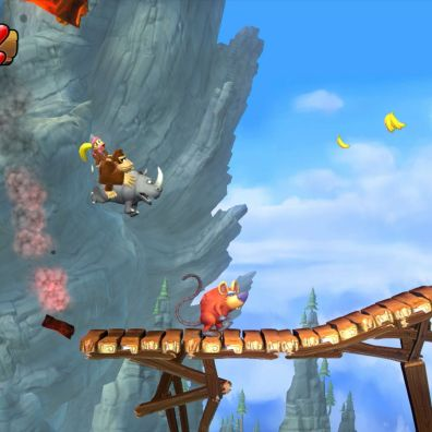 Donkey Kong: Tropical Freeze - Nintendo Wii U