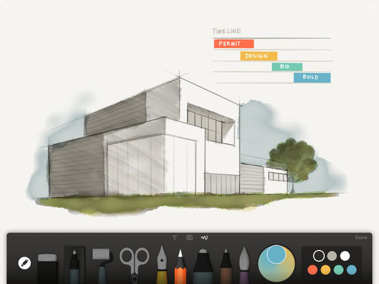 Paper by fiftythree - iOS