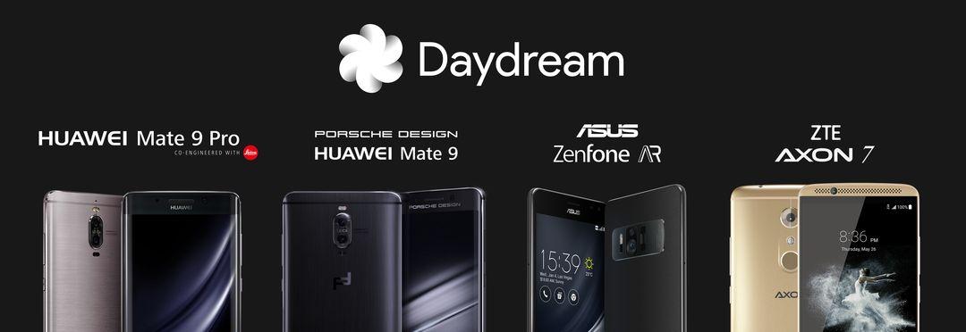 Smartphones Google Daydream
