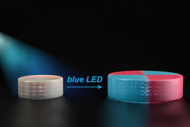 MIT impressão 3D mutável