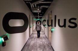 Facebook Oculus Zuckerberg