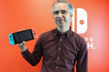 Jorge Vieira Nintendo Switch