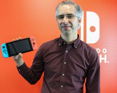Jorge Vieira Nintendo Switch