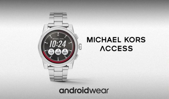 Michael Kors Access   Android Wear 2.0