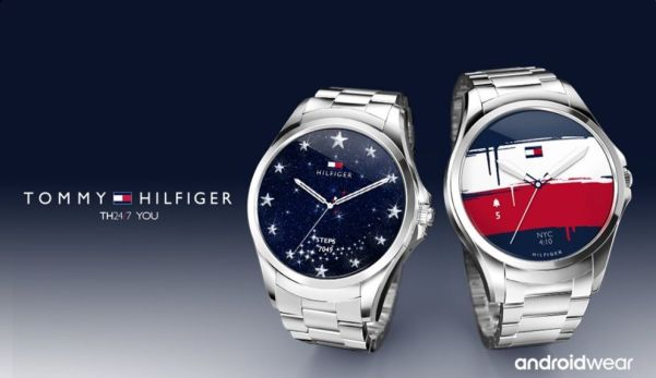 Tommy Hilfiger TH24/7You   Android Wear 2.0