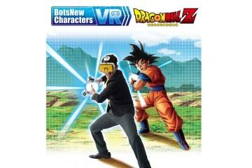 Dragon Ball VR kamehameha