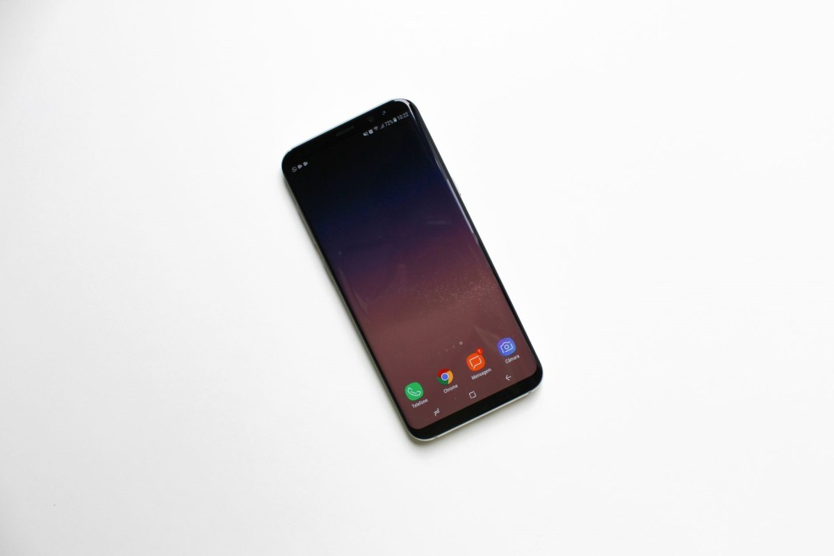 Análise Review Samsung Galaxy S8