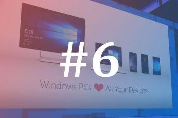 Windows Fall Creators Update