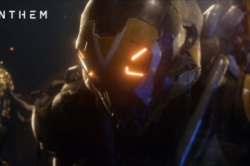 Anthem electronic Arts