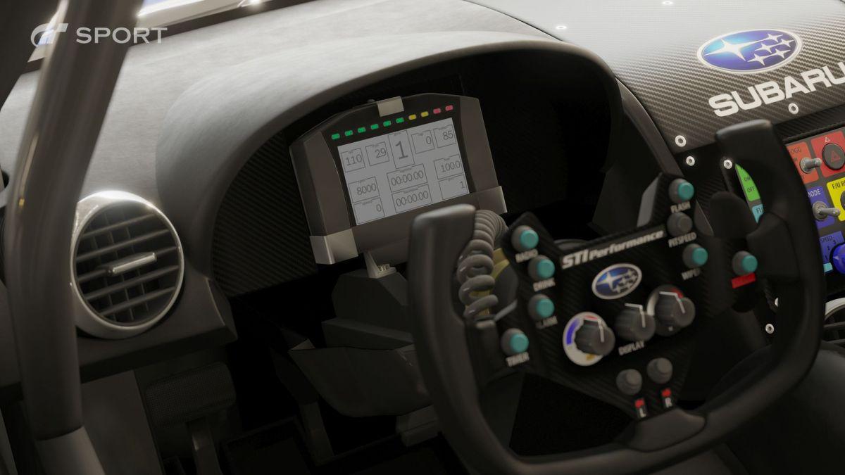 Gran Turismo™SPORT - Detalhes