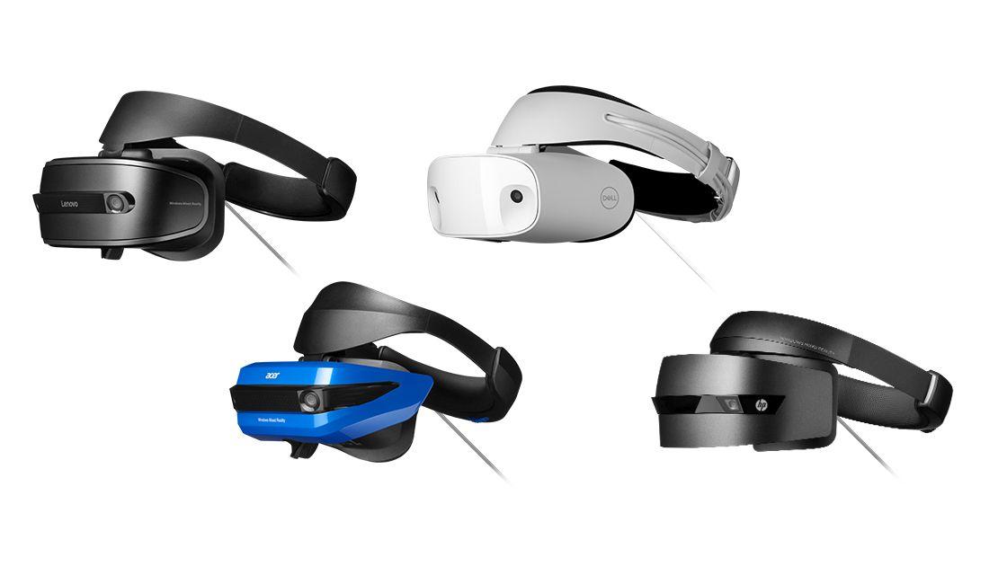 Windows Mixed Reality Samsung Odyssey