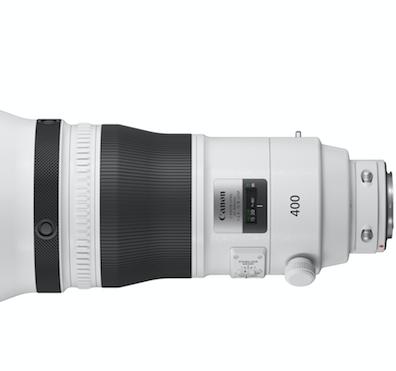 EF 400mm f/2.8 L IS III USM