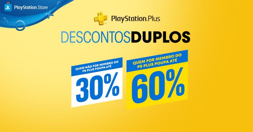 Descontos Duplos PlayStation