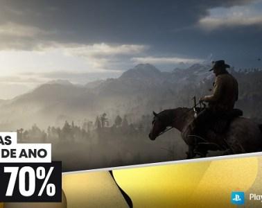 Ofertas de Fim de Ano PlayStation