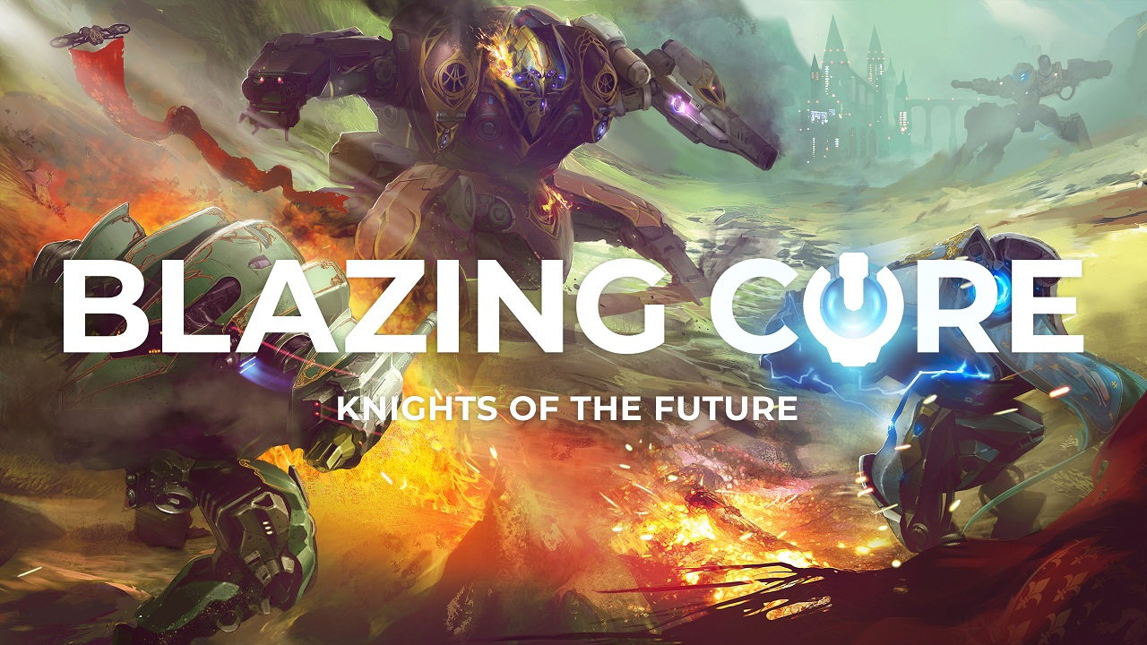 Blazing Core - Alpha Access Giveaway