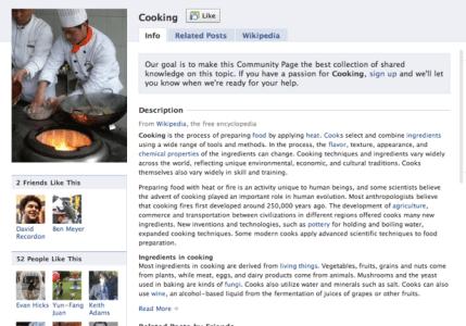 facebookcommunitypage