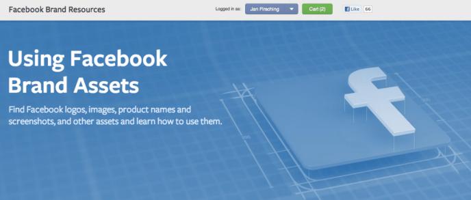Facebook Markengehnemigungen